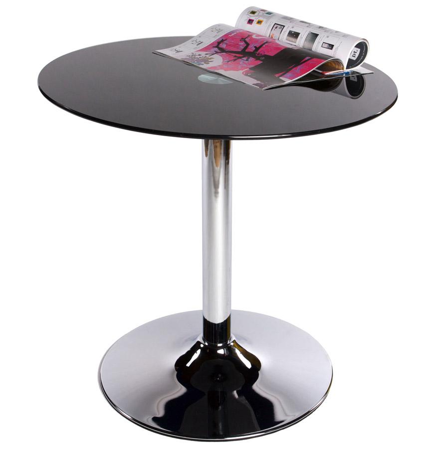 table bistrot. Black Bedroom Furniture Sets. Home Design Ideas