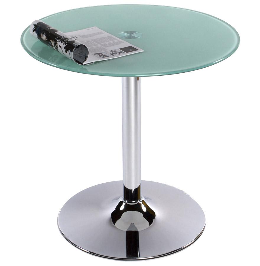 Table bistrot marbre ronde images - Table bistrot marbre ronde ...
