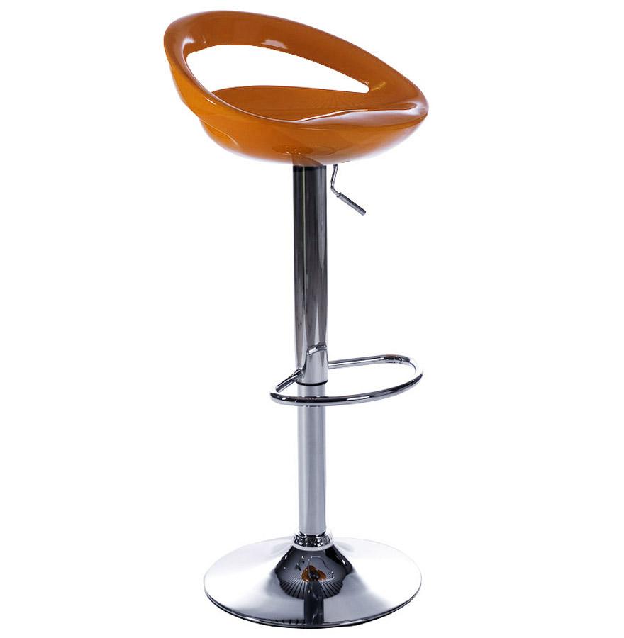 tabouret de bar design plastique tous les objets de. Black Bedroom Furniture Sets. Home Design Ideas