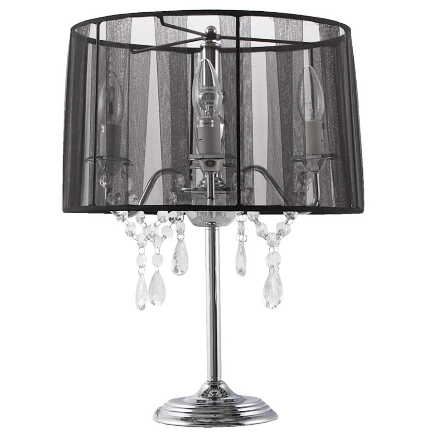 Lampe de chevet design m tal tous les objets de d coration sur elle maison - Lampe de chevet baroque ...