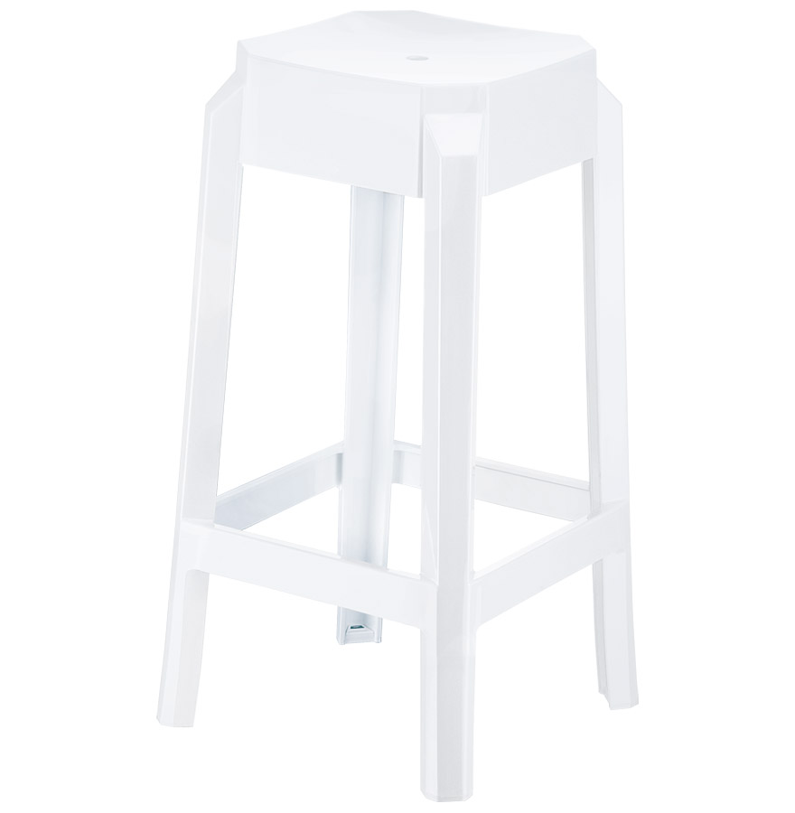 Tabouret snack mi-hauteur en technopolymère utilisable en extérieur.<br />L&rsquo;assise est à 65 cm de haut.» desc=»Tabouret snack mi-hauteur en technopolymère utilisable en extérieur.<br />L&rsquo;assise est à 65 cm de haut.» width=»265&Prime; /></a><br /> <strong>Tabouret snack mi-hauteur en technopolymère utilisable en extérieur.<br />L&rsquo;assise est à 65 cm de haut.</strong><br /> Version plus petite du tabouret de bar LENO, Celui-ci possède exactement les mêmes caractéristiques.<br />Il est composé de technopolymère PA6 nylon.<br />C&rsquo;est un matériau très résistant et bénéficiant de la norme Anti-feu V2.<br />Le Tabouret snack LENO MINI est également résistant aux griffes et aux UV.<br /> <span style=