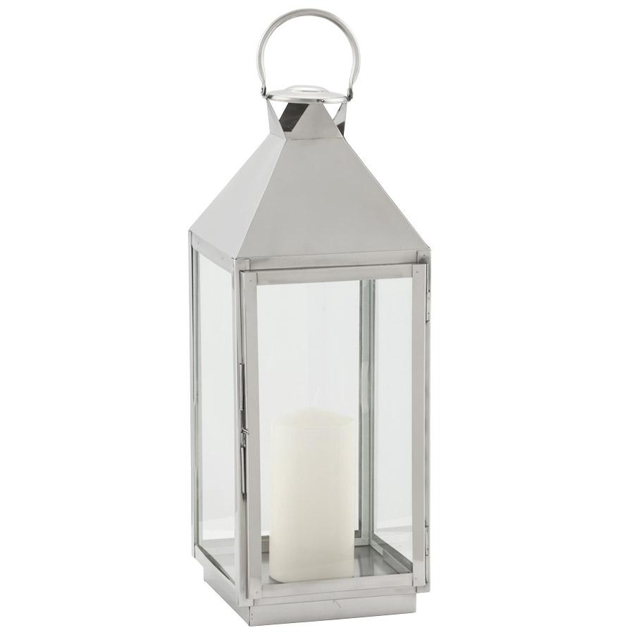 Lanterne design tous les objets de d coration sur elle maison - Lanterne exterieure bougie ...