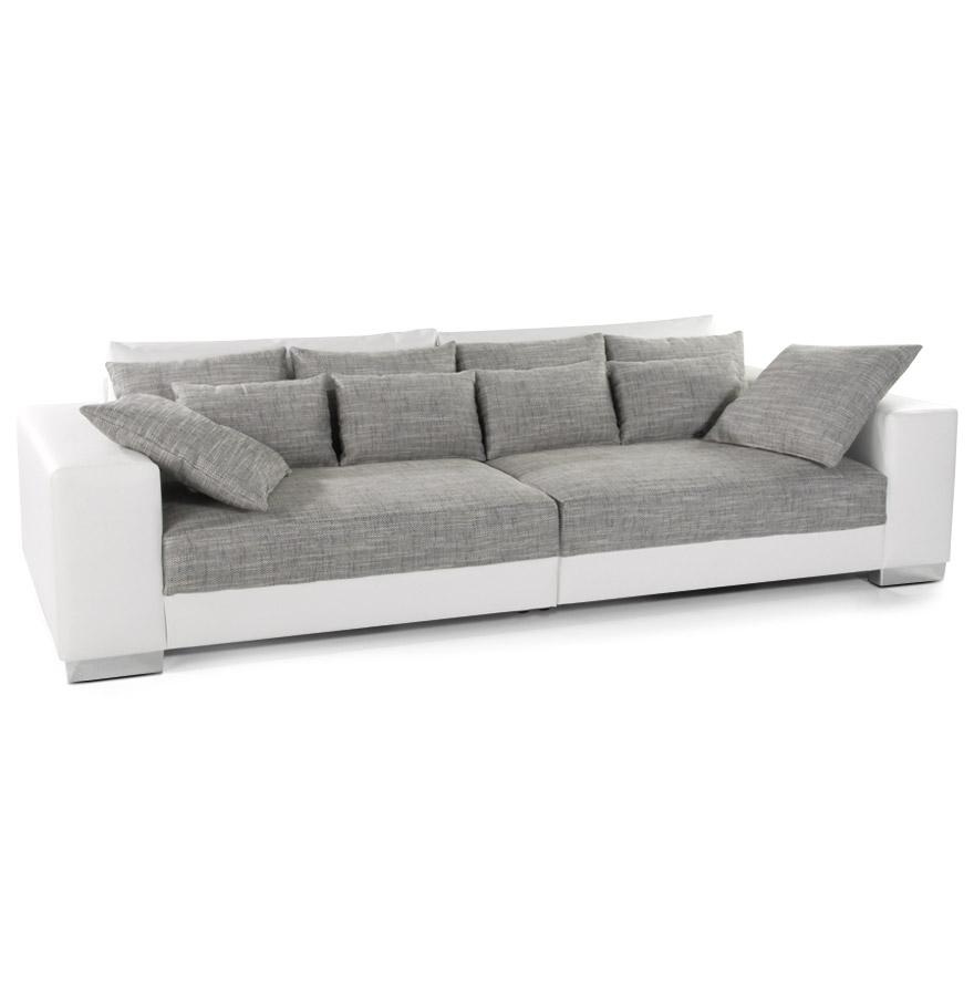 canape 4 places gris tous les objets de d coration sur. Black Bedroom Furniture Sets. Home Design Ideas