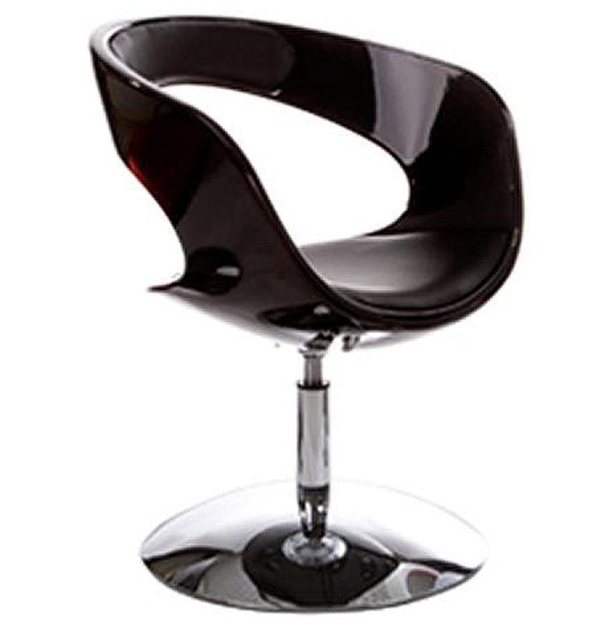 Fauteuil rotatif à 360°, très design .