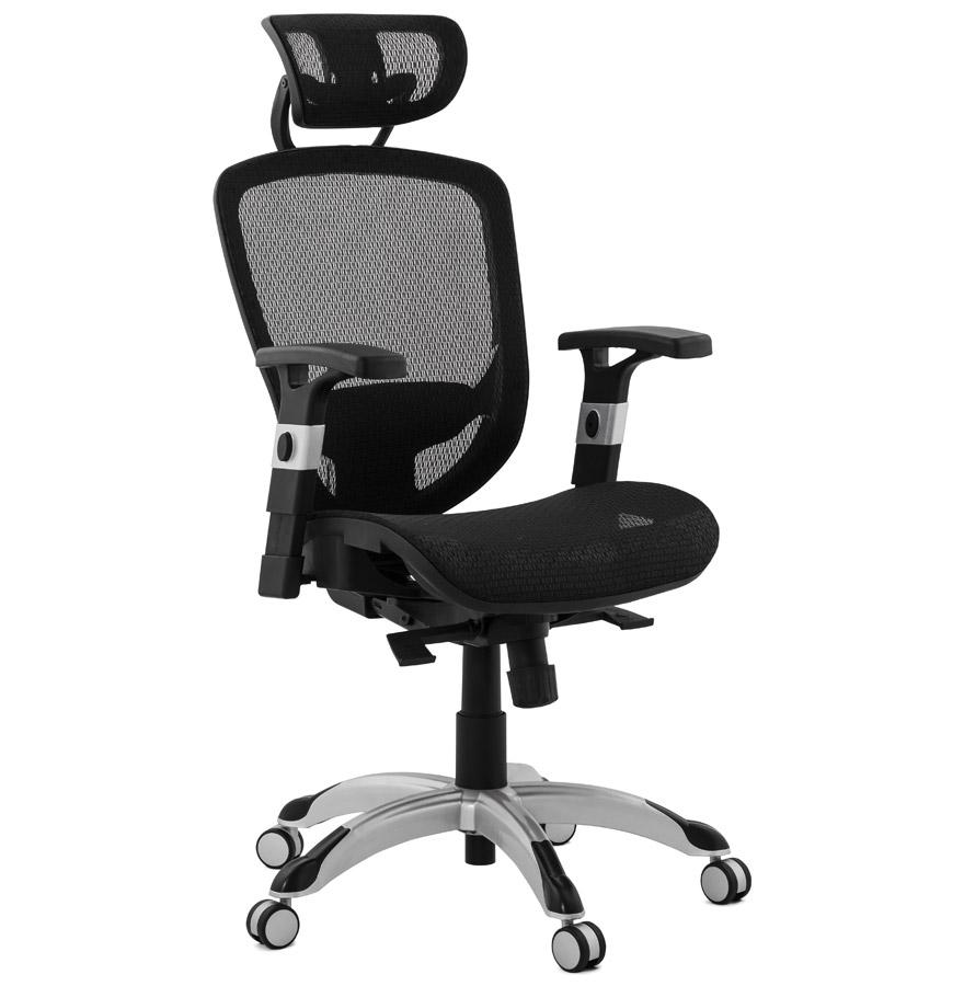 fauteuil de bureau driver pu. Black Bedroom Furniture Sets. Home Design Ideas