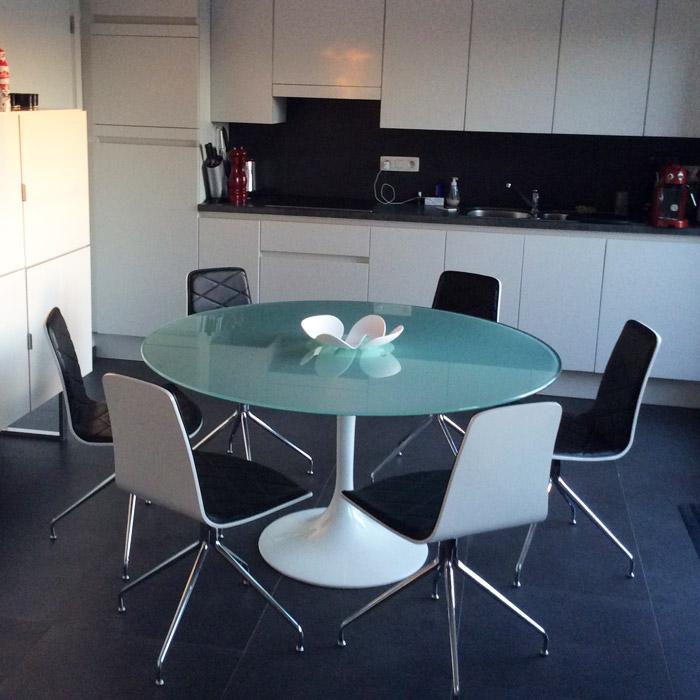 Table ronde MONICA - Alterego Design - Photo 4