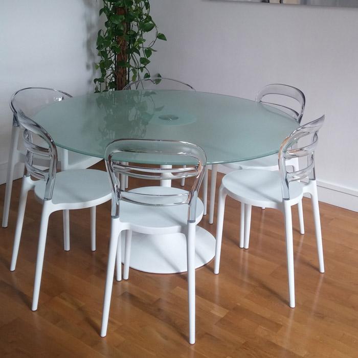 Table ronde MONICA - Alterego Design - Photo 2