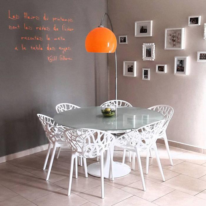 Table ronde MONICA - Alterego Design - Photo 3