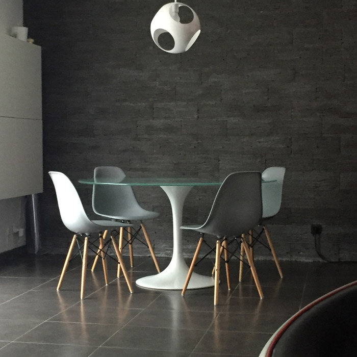 Table ronde MONICA - Alterego Design - Photo 1