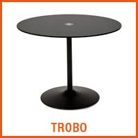 Table TROBO noire - Nouveaute Alterego